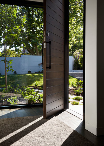 Contemporary Entry by Bryant Alsop Architects