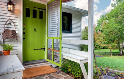 Put Up a Screen Door! 7 Ways to Make the Most of This Weekend