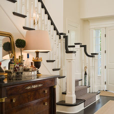 Traditional Entry by GR Home/Graciela Rutkowski Interiors