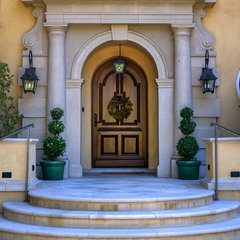 mediterranean entry by John Malick & Associates