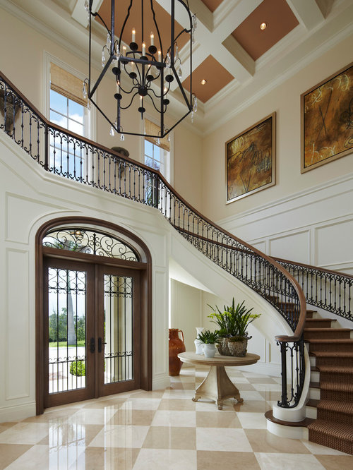 Neoclassical Interiors Houzz