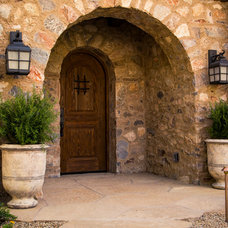 Mediterranean Entry by BERGHOFF DESIGN GROUP