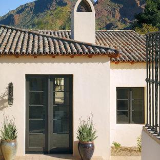 Tuscan entryway photo in Phoenix