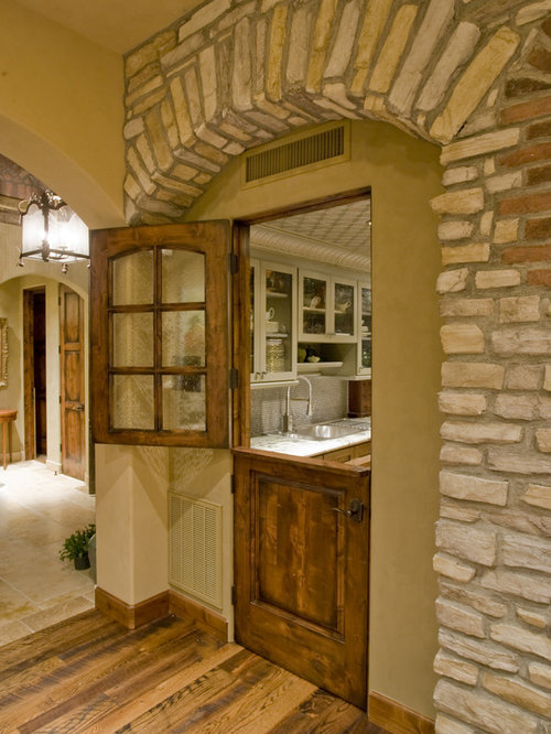 Best half door design ideas remodel pictures houzz for Front door enters into kitchen