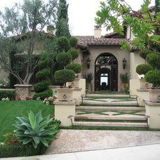 Mediterranean Entry by MTR Construction, Inc.