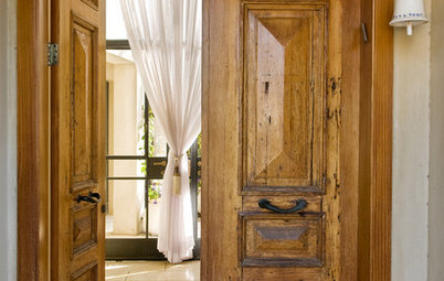 Houzz Planning: How to Choose a Front Door