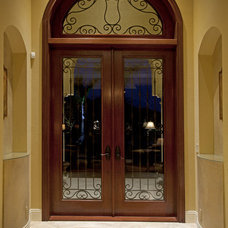 Mediterranean Entry by Weber Design Group, Inc.