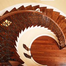 Mediterranean Entry by JOHN DANCEY Custom Designing/Remodeling/Building
