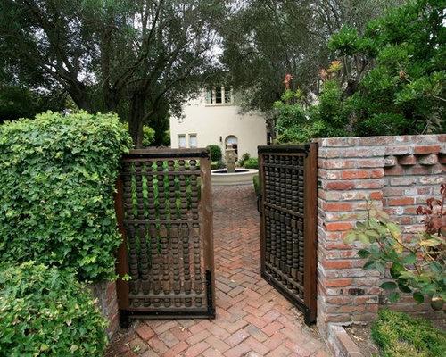 Brick Walkway Designs Home Design Ideas Pictures Remodel
