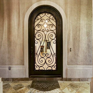 Mediterranean Style Custom Home in Bellaire, Texas
