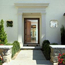 Mediterranean Entry by LoParco Associates, Inc.