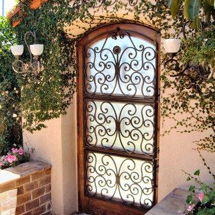 Mediterranean Villa and Mexican Colonial Casita in La Jolla