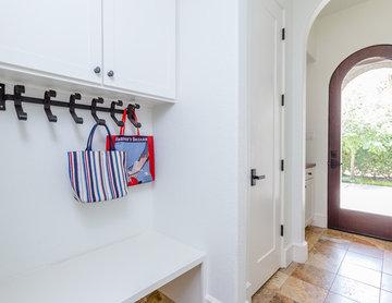 Mediterranean Villa Style Custom Home