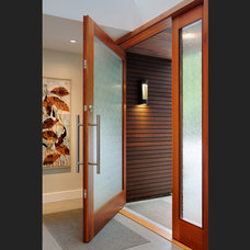 Contemporary Entry by GDW/a pllc