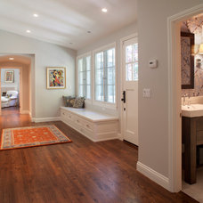 Transitional Entry by Justin Pauly Architects
