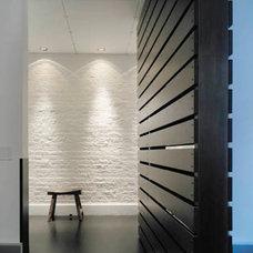 Modern Entry by Martin Raffone LLC