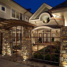 Traditional Entry by LS3P | Neal Prince Studio