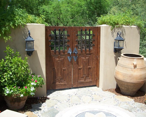 Mexican Gates Home Design Ideas Pictures Remodel and Decor