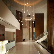 Entry by Pepe Calderin Design- Modern Interior Design