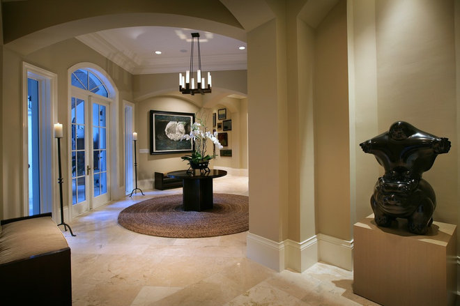 Contemporary Entry by Michael Abrams Limited