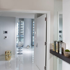 Contemporary Entry by Britto Charette - Interior Designers Miami Florida