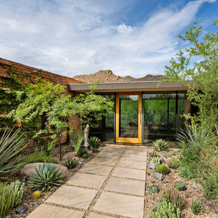 Mid-Century in Carefree | Front Entry