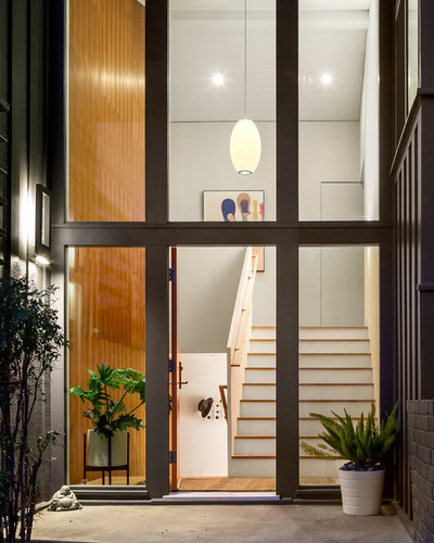 Midcentury Entry by building Lab, inc.