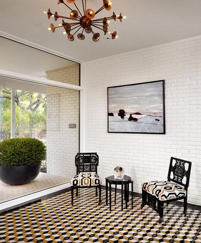 Moderne Entrée by Baxter Design Group