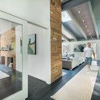 Mid Century Modern in Lincoln - Midcentury - Kitchen ...