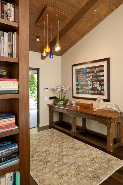 Midcentury Entry by Susan Jay Design