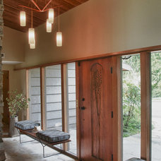 Midcentury Entry by Ann McCulloch Studio