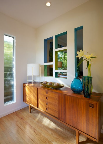 Midcentury Entry by David Lauer Photography
