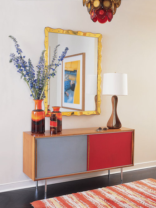 Mid Century Modern Mirror Ideas, Pictures, Remodel and Decor