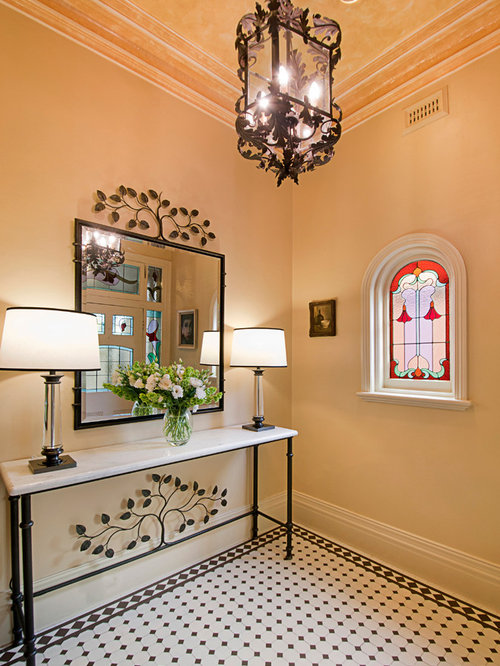 Traditional australia foyer design ideas renovations photos for Traditional foyer decorating ideas