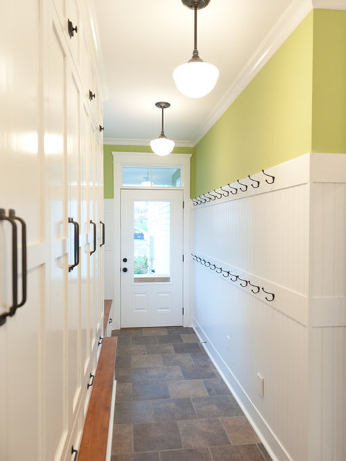 Narrow Entryway Ideas, Pictures, Remodel and Decor