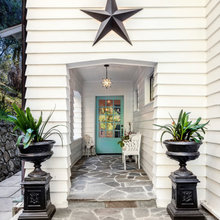 Before and After Entryways