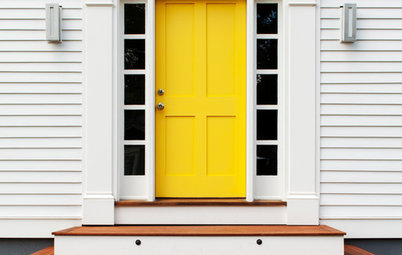 Houzz Quiz: What Color Should Your Front Door Be?