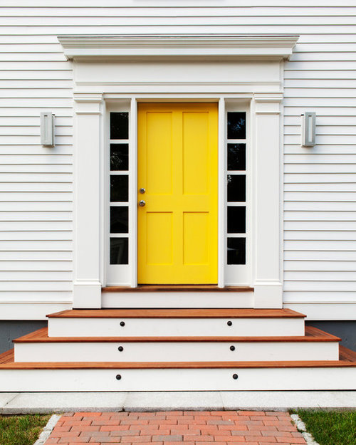 Charmant Houzz Quiz: What Should Your Front Door Color Be?