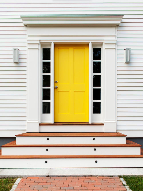 Front Door Steps | Houzz