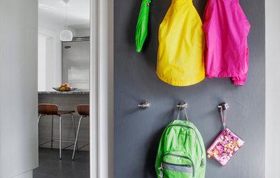 10 astuces pour ranger vos accessoires et vêtements dans l'entrée