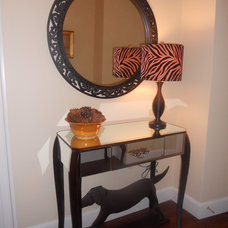 Traditional Entry by carolyn prohovich designs