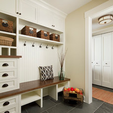 Transitional Entry by Anchor Builders