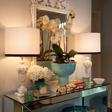 Entry Mirrored Console Table