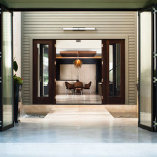 Modern Entry by Phil Kean Design Group