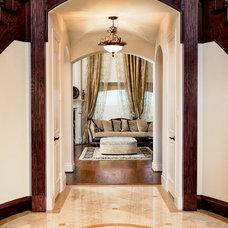 Mediterranean Entry by Atrium Fine Homes