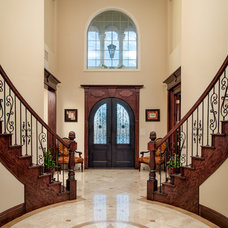 Mediterranean Entry by Atrium Fine Homes