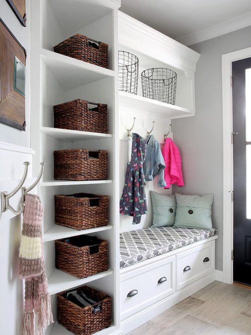 Houzz Foyer Bench : Entryway bench ideas houzz