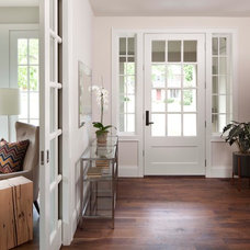 Traditional Entry by Murphy & Co. Design