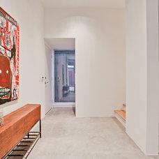 Modern Entry by Dwellings