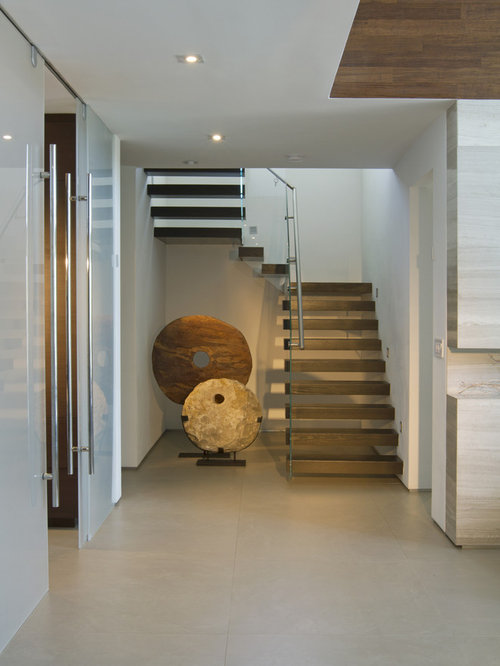 Modern Entryway Idea In Miami